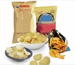 French fries chips crisps frying processing packaging
